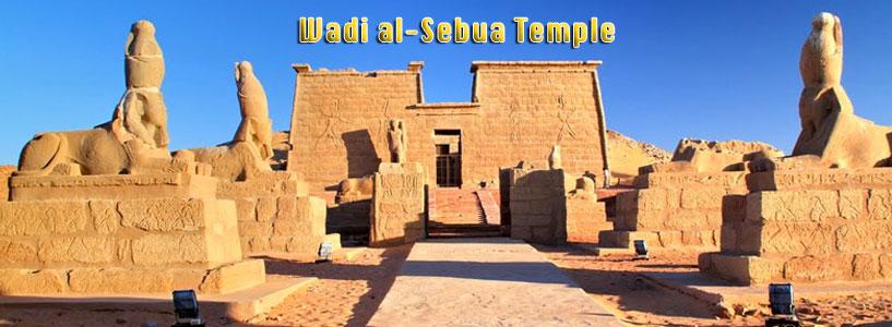 Wadi al Sebua Temple
