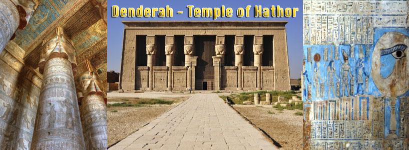 Denderah - Temple of Hathor