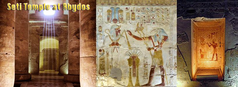 Seti Temple at Abydos