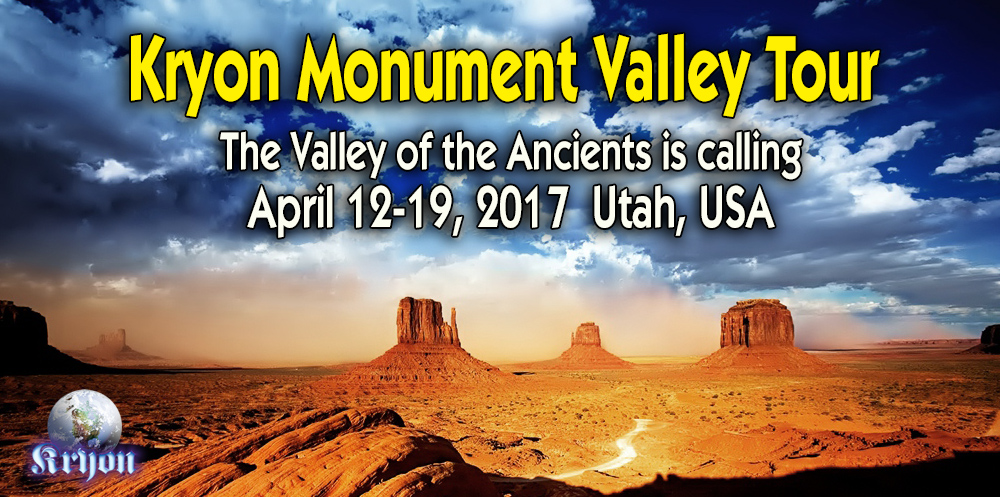 Kryon Monument Valley Tour 2017