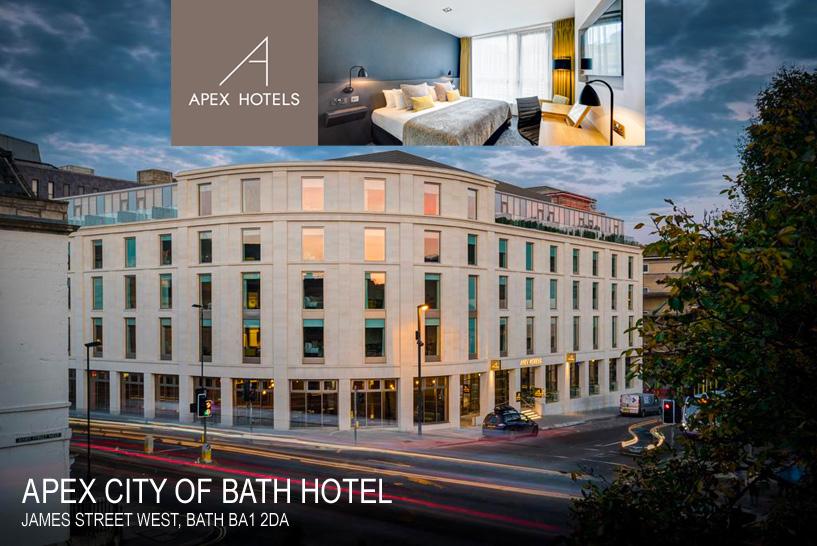 Apex Hotel, Bath