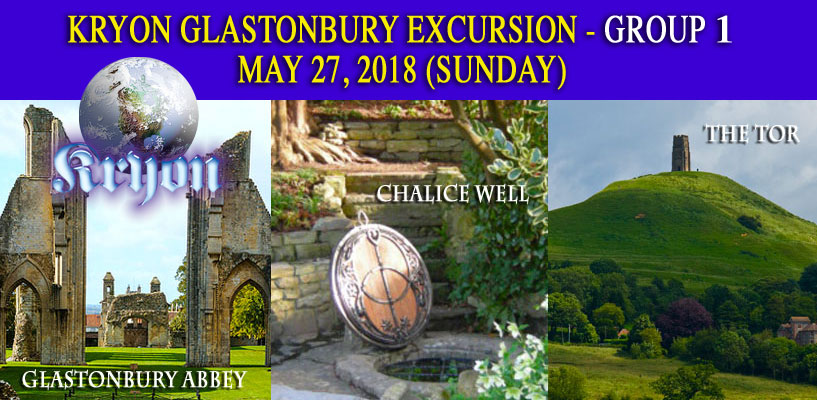 Glastonbury Abbey, Chalice Well, The Tor